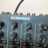 Allen & Heath Xone92 20 top logo