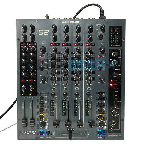 Allen & Heath Xone92 24 top