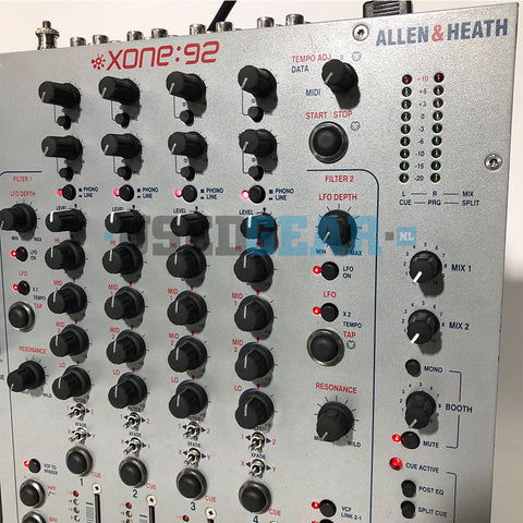 Allen & Heath Xone92 28 eq