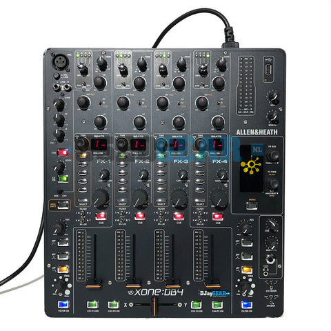 Allen & Heath Xone:DB4 ref:01 | XDB001017