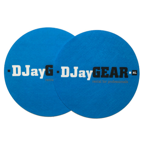 DJayGEAR slipmat double