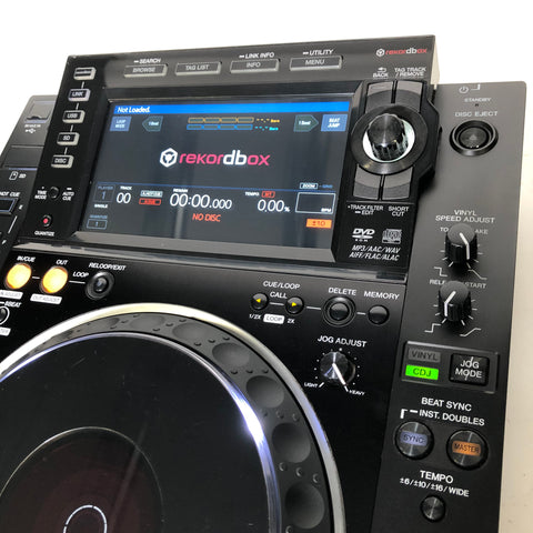 Pioneer DJ CDJ-2000NXS2 56 screen