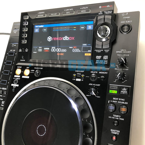 Pioneer DJ CDJ-2000NXS2 69 screen
