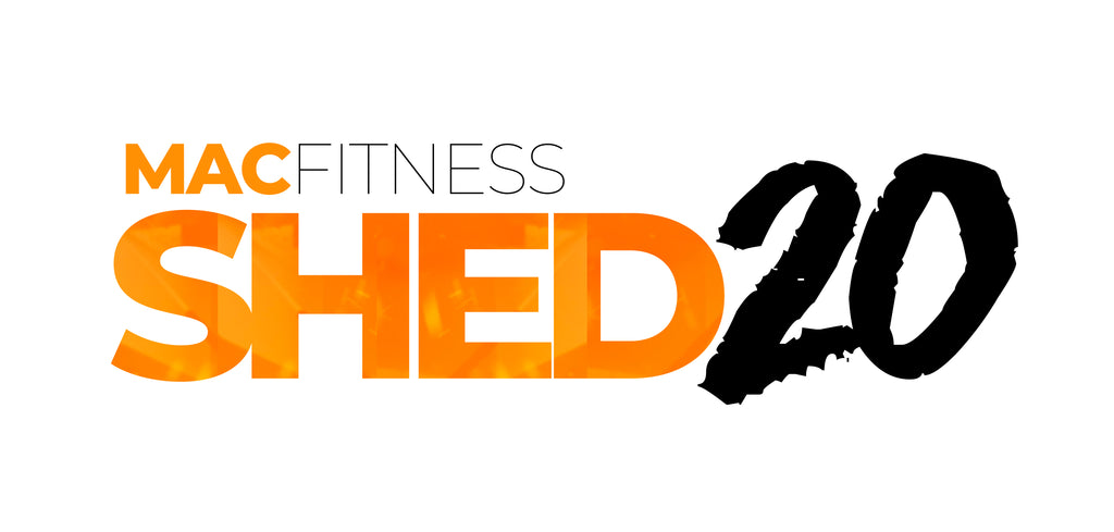 MacFitness Shed20 T-Shirt