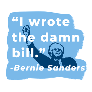 """I Wrote The Damn Bill"" Stickers-plussizefor"