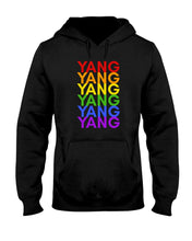 Load image into Gallery viewer, Yang PRIDE Classic Fit Pullover Hooded Sweatshirt
