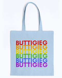 Buttigieg PRIDE Canvas Tote