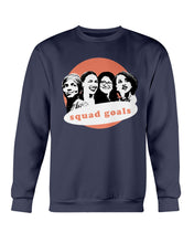 Load image into Gallery viewer, Squad Goals Crewneck Sweatshirt-Sweatshirts-plussizefor