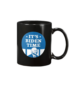 It's Biden Time Extra Large White Mug-Mugs-plussizefor