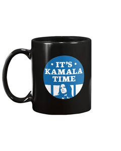 It's Kamala Time Extra Large White Mug-Mugs-plussizefor