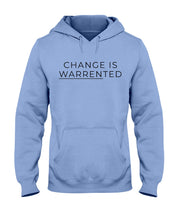 Load image into Gallery viewer, Change is Warrented Classic Fit Pullover Hooded Sweatshirt-Sweatshirts-plussizefor