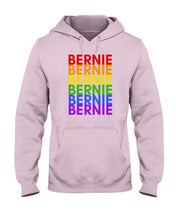 Load image into Gallery viewer, Bernie PRIDE Classic Fit Pullover Hooded Sweatshirt