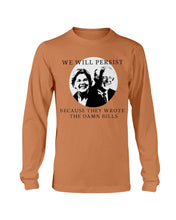 Load image into Gallery viewer, Warren/Sanders Mashup Classic Fit Long Sleeve T-Shirt