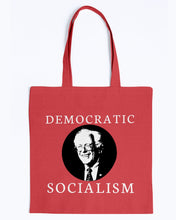 "Load image into Gallery viewer, ""Democratic Socialism"" Canvas Tote"