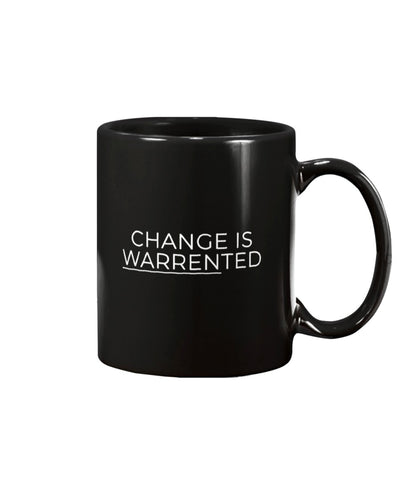 Change is Warrented Extra Large Black Mug-Mugs-plussizefor