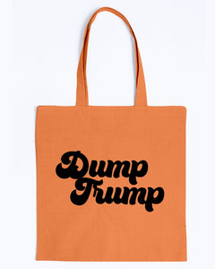 Dump Trump Canvas Tote