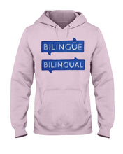 Load image into Gallery viewer, Bilingüe / Bilingual Classic Fit Pullover Hooded Sweatshirt