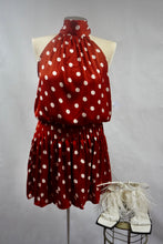 Load image into Gallery viewer, Polka Dotty Hotty Dress