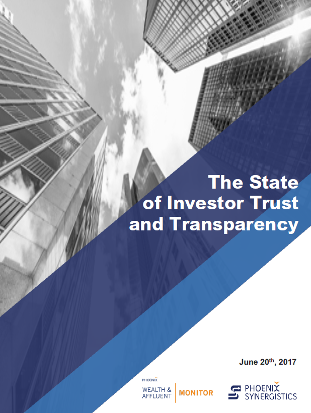 State of Investor Trust and Transparency Report - Phoenix Mktng Intl - June 2017