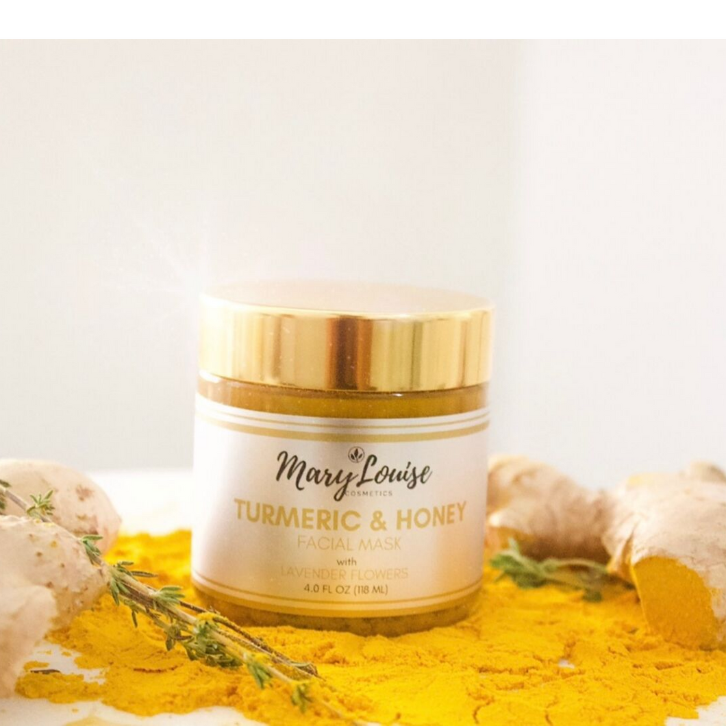 Turmeric & Honey Facial Mask