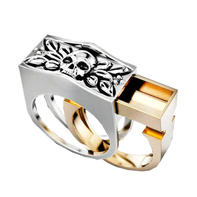 Secret Skull Ring - BestOrdersOnline