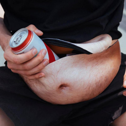 Beer Belly Waist Bag - BestOrdersOnline