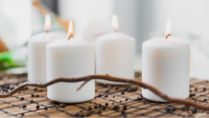 5 Reasons Why One Should Use Organic Candles?