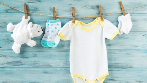 Four reasons why you should wash your baby clothes separately