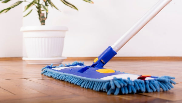 Trouble Cleaning The Hardwood Floors?