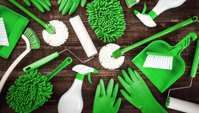 How clean are your cleaning tools?