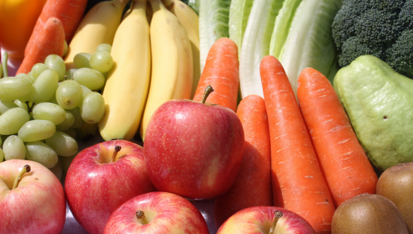 Ten most pesticide contaminated fruits and vegetables
