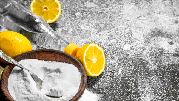 The best natural cleaning agents to replace harmful chemicals