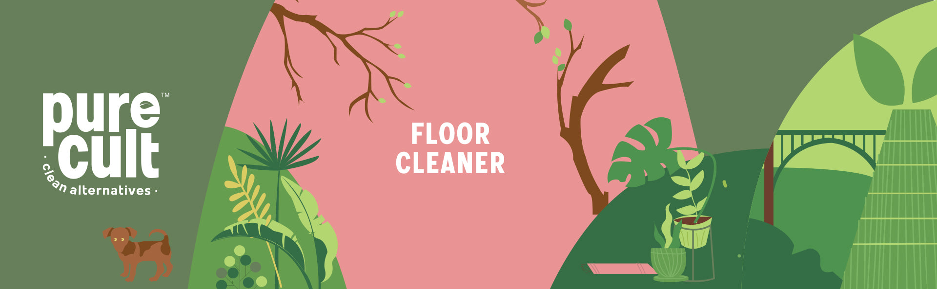 Pure Cult Floor cleaner