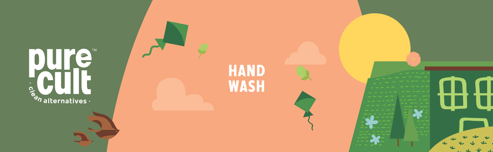 Pure Cult Hand wash