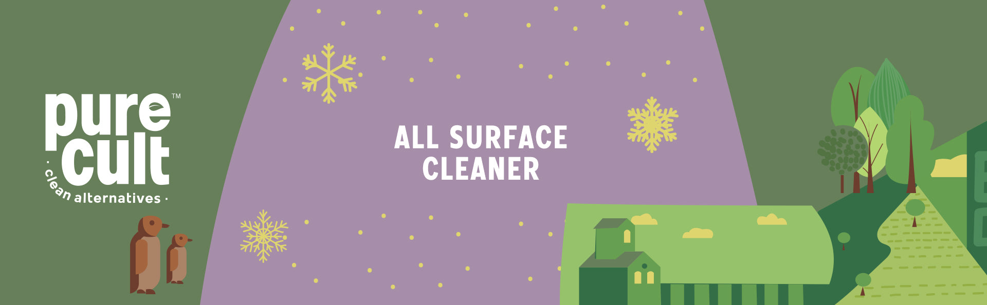 Pure Cult All surface cleaner