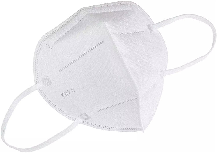 KN95 Mask 0.3 Micron particulate filtering (Pack of 100)