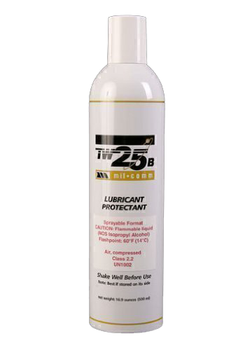 TW25B 16.9oz Aerosol Premium Firearm and Gun Grease- Synthetic Lubricant