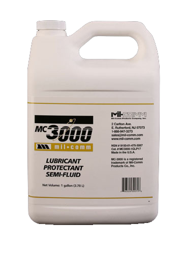 MC3000 1 Gallon bottle Semi-fluid