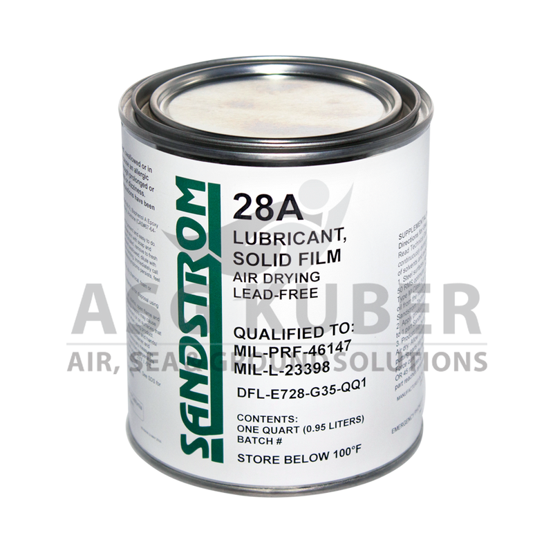28A Solid Film Lubricant Quarts