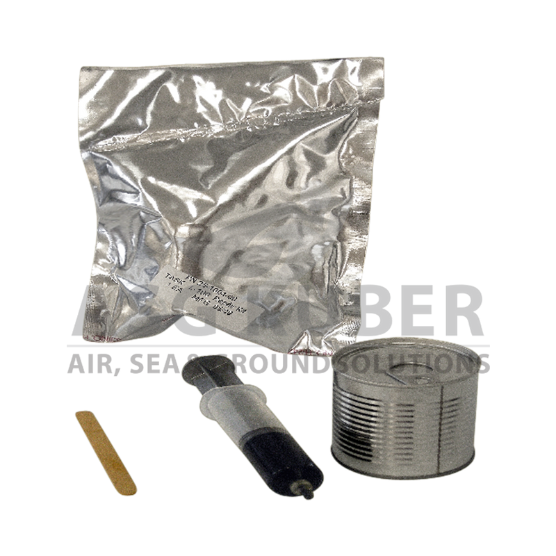 Rotor Blade Repair kit- for erosion / sparking protection 25-1004-00
