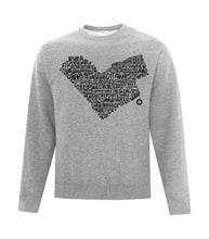 Load image into Gallery viewer, Neighbourhood Love Crewneck