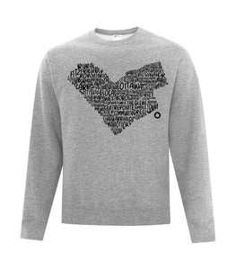 Neighbourhood Love Crewneck