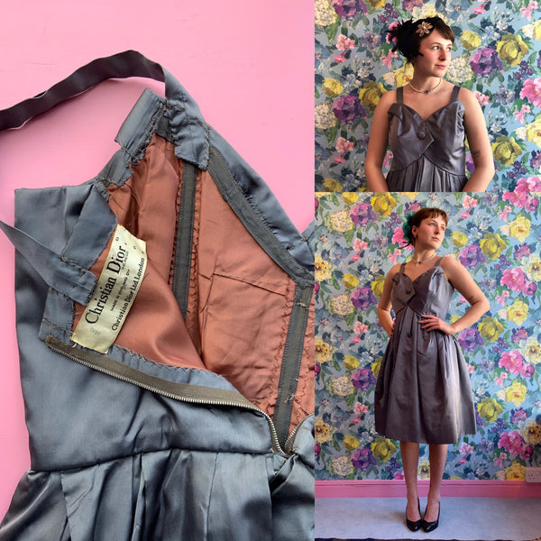Christian Dior Vintage Clothing from Dress, in Bridport