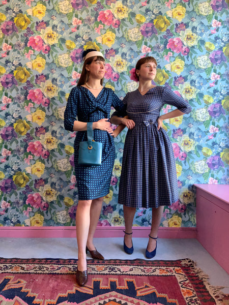 Sky Inspired Vintage Clothing from Dress, in Bridport