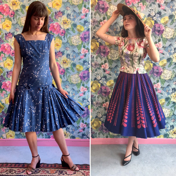Cotton Vintage Clothing from Dress, in Bridport