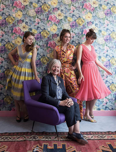 Welcome to the Women's Vintage Dress Shop, Dress, in Bridport