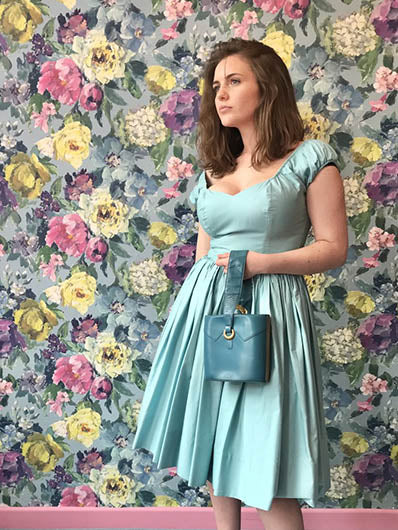 Vintage Dresses this Spring with Dress, in Bridport