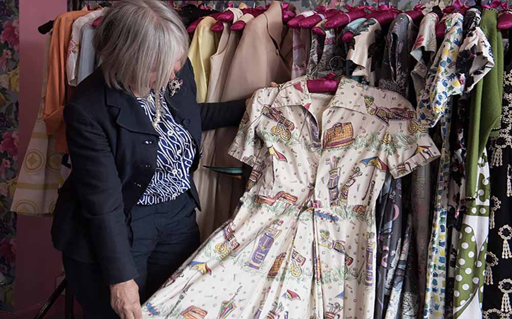 Styling Services from Dress, the International Vintage Dress Shop in Bridport