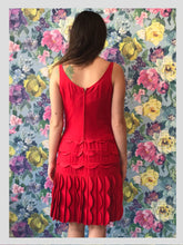 Load image into Gallery viewer, Scarlet Valentino Flapper Dress