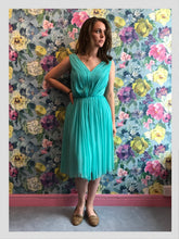 Load image into Gallery viewer, Jean Allen Chiffon Party Dress